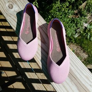 Rothy's 6.5 The Flat Ballet Flats Round Toe